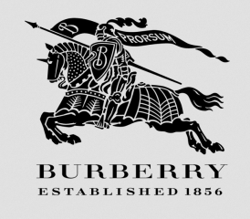 Burberry sounds like 'burberi' in Italian (grouchy people, that is)