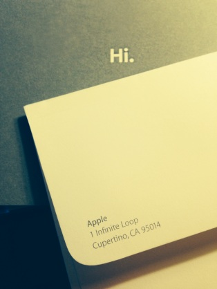 Apples Address, Cupertino