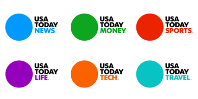 USA TODAY likes colours