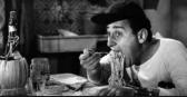 M'hai provocato? Sordi and his spaghetti.