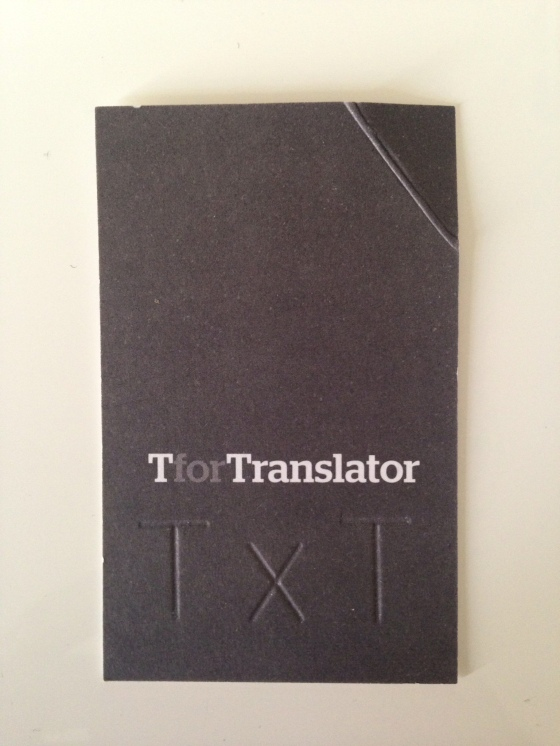 Mónica Perez Ruiz, T x Translator