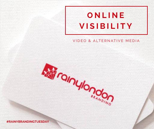 Online visibility: video et al.
