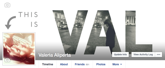 Val's Facebook Cover